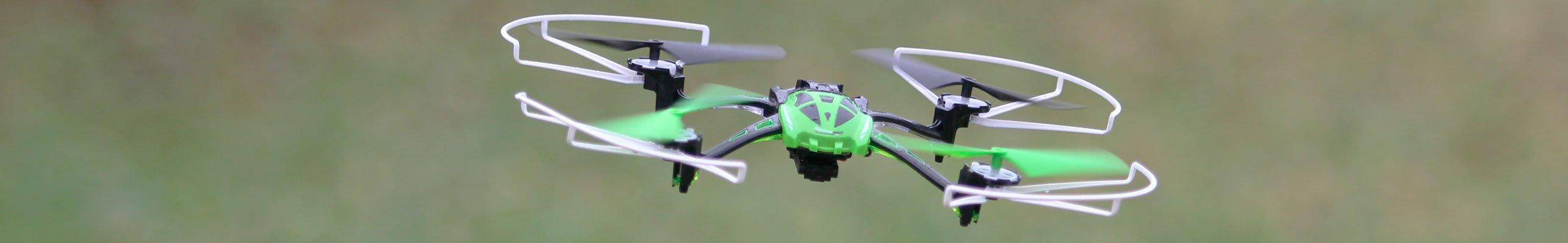 Rocket 250 3D - 4 Kanal RTF Quadrocopter mit Kamera