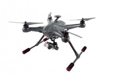 XciteRC Quadrocopter Scout X4 RTF - FPV-Drohne mit iLook+ Full HD Kamera - RC-Drohnen.de