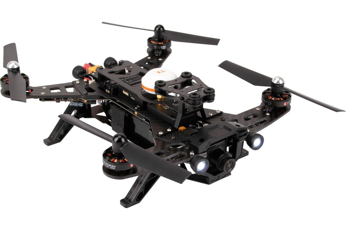 XciteRC FPV Racing-Quadrocopter Runner 250 RTF - RC-Drohnen.de