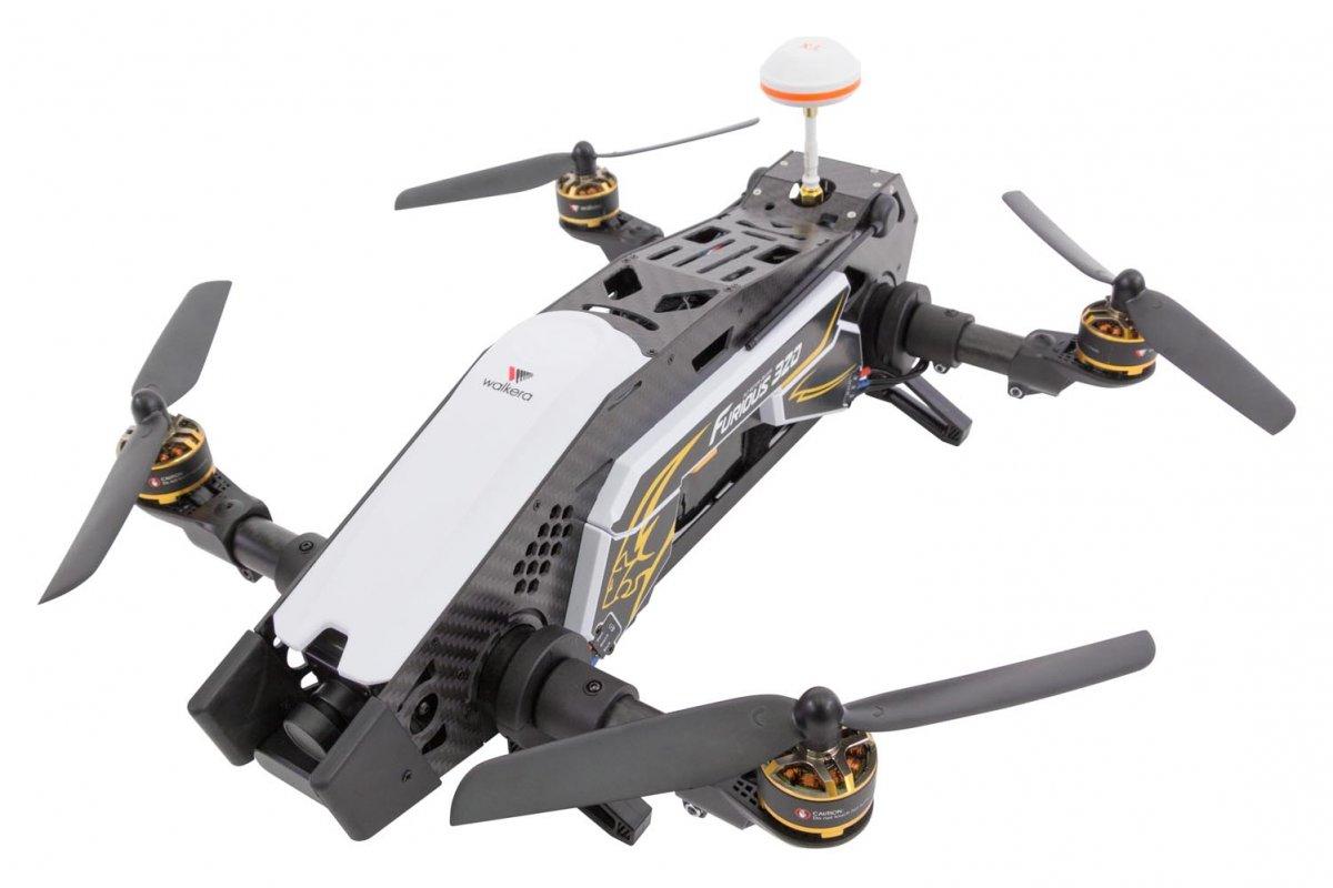 Walkera Furious 320 RTB - RC-Drohnen.de