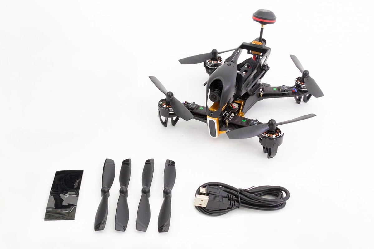 Walkera F210 RTB Racing-Quadrocopter  - RC-Drohnen.de