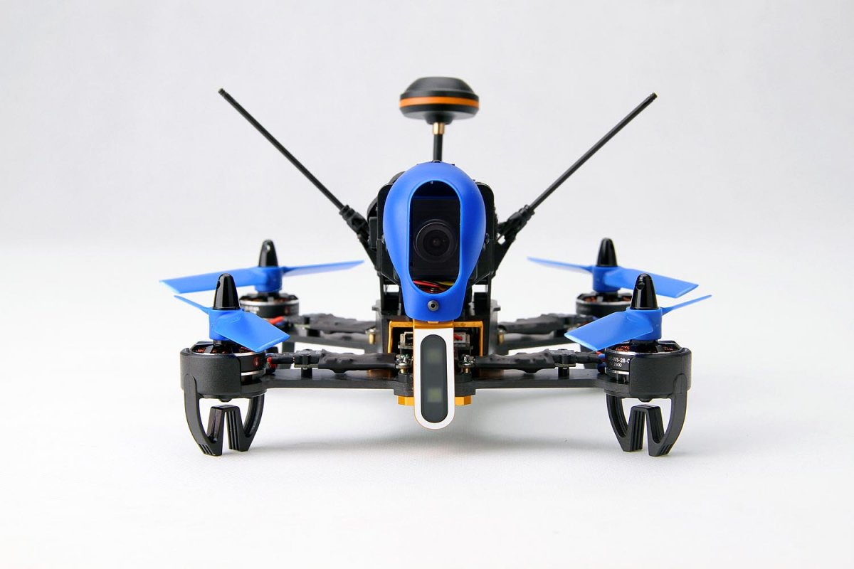 Walkera F210 3D RTF Racing-Quadrocopter - RC-Drohnen.de