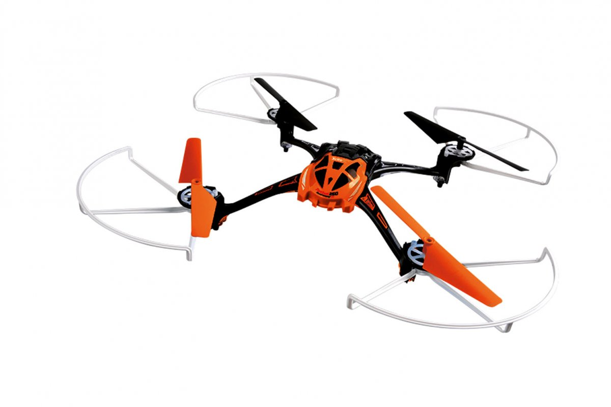 Rocket 250 3D - 4 Kanal RTF Quadrocopter - RC-Drohnen.de