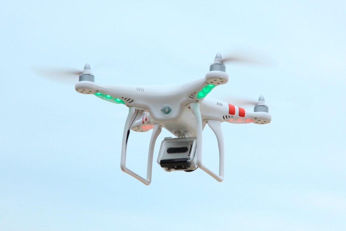 DJI Phantom Quadrocopter - RC-Drohnen.de