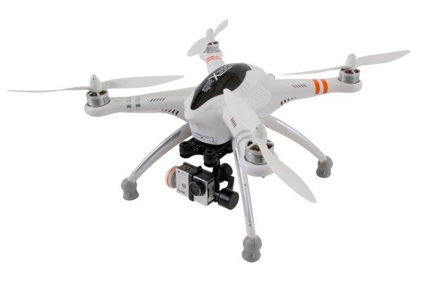 XciteRC Quadrocopter QR X350 Pro RTF - FPV-Drohne mit iLook HD Kamera - RC-Drohnen.de