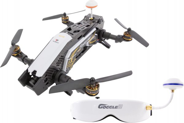 Walkera Furious 320 RTF mit Videobrille - RC-Drohnen.de